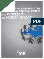 Guia Para as Administrações Rodoviárias Intervenientes No Processo de Normalização