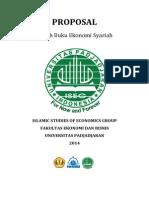 Proposal Bedah Buku Ekonomi Syariah ISEG 2014 1