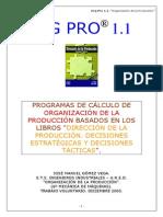 Programa Org Pro 1.1