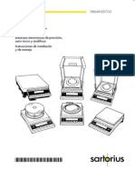 Manual BP3100P Spanish