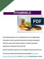 Vitamine liposolubile