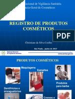 Registro de Cosméticos Curso BPF SP