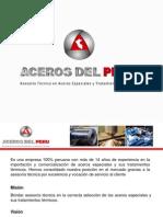Aceros del Peru 2015