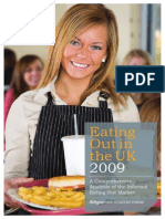 Eating Out in the UK, 2009