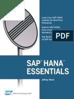 Hana Essentials