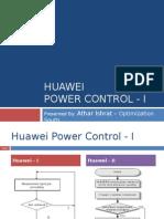 Huawei PC-II Parameter
