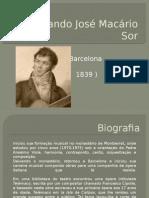 Fernando Sor - Biography