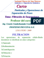 Filtracion2009 II