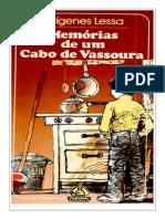 Origenes Lessa - Memorias de Um Cabo de Vassoura
