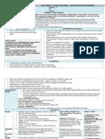 unit outline 2 - global education - sustainability