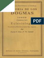 Historia de la Eclesiología I - Escritura y Patrística Hasta San Agustín