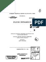 Fluid dinamycs