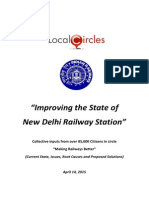Improving the State of New Delhi Railway Station Collective Inputs From 85,000 Citizens.compressed
