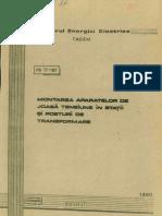 Prescriptie Energetica FS 17-87
