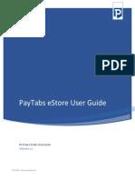PayTabs-eStore User Guide V1.0 (1).pdf
