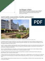 Jardin Parlementaire_Le Devoir