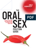 The Oral Sex Position Guide