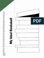 my ideal bookshelf template