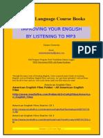 English Language Course Books