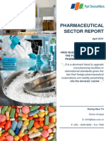 Pharma Sector Report (ENG Version)