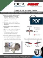 Surdry Oscillating Sterilizer