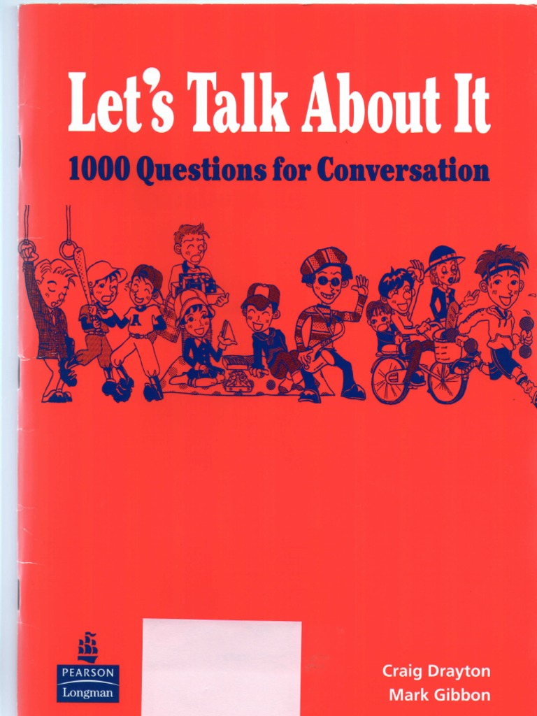Let's Talk About It 1000 Questions for Conversation | Meal