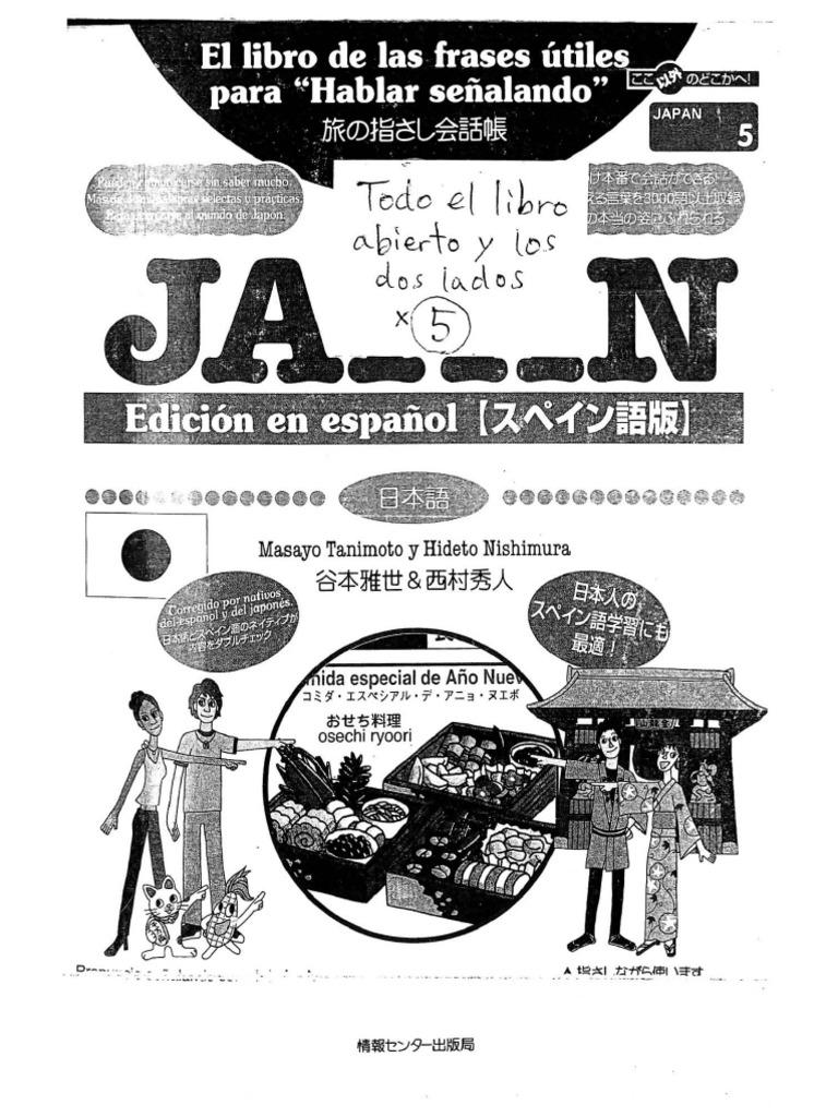Para SeñalandoBusiness Frases Libro Útiles Hablar Las Japón El De 80vmNwOyn