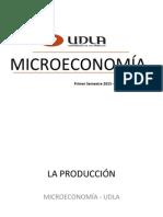 MICROECONOMIA - 4 Teo Empresa Produccion 2015