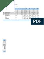 Cronograma Valorizado Rc-comas Modelo