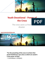Youth Devotional - Power of the Cross