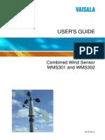 WM30 User Guide in English