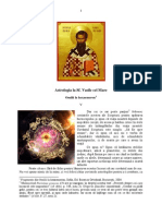 Astrologia la Sf. Vasile cel Mare