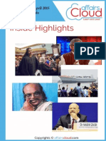 Current Affairs April PDF Capsule 2015 by AffairsCloud