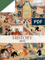 catalogue of history books