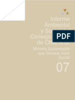 r Consejo Mine Ro 2007