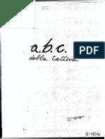 ABC della tattica partigiana