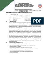 ESQUEMA PA 5°2015