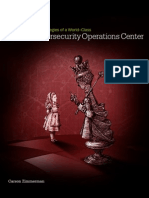 [Mitre] 10 Strategies of a World-class Cybersecurity Operations Center