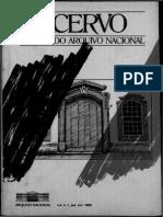 Inconfidência Mineira e Revolução Francesa- Revista Do Arquivo Nacional