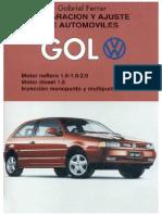 Manual de Reparacion y Ajustes -Vw Gol Naftero1 6,1 8,2 0,Diesel 1 6