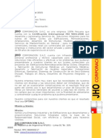 Carta de Presentacion - Jho Corporacion (2)