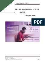 Ielts Writing Task 2 Opinion_ngoc Bach