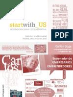 startwith_us Kick-Off y Bienvenida