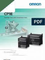 CP1E manual book