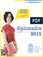 Diplomados UC 2015