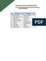 Anexo a La Resolucion Nº 062-2015