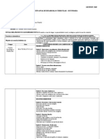 Planif Anual 2015 Froebel - 3º