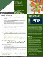 Green Supply Chain Management 08 - 10 November 2015 Dubai, UAE