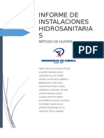 HIDROSANITARIA METODO DE HUNTER.docx