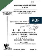 ESTRATEGIAS DE PROPAGANDA EN LAS SOCIEDADES DE MASAS